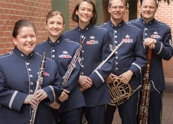 US Air Force Heritage Winds Quintet