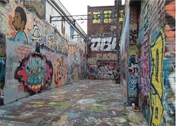 Motor House-Graffiti Alley