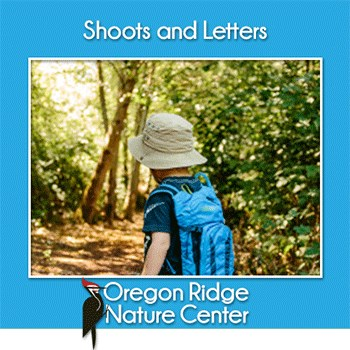 Shoots and Letters – Hiking Poster