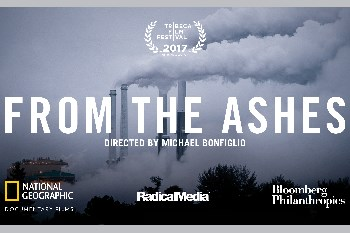 From the Ashes Film Poster