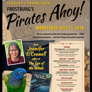 Pirates Ahoy 2018 Poster