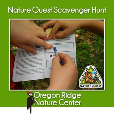 Nature Quest Scavenger Hunt