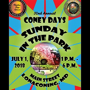 Coney Days 2018 poster