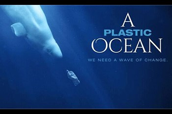 A Plastic Ocean Movie Flyer
