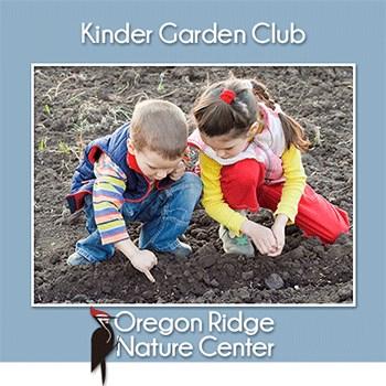KinderGarden Club Poster