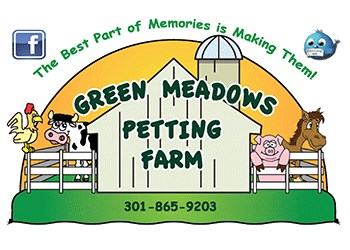 Green Meadows Petting Farm Logo