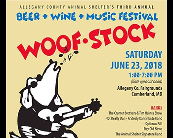 Woof Stock Poster