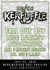 DC101 Kerfuffle Poster