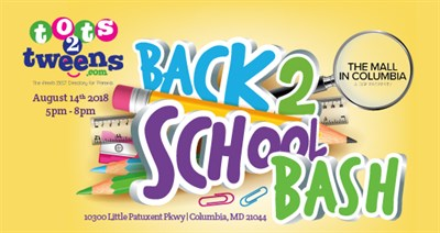 Back2School Bash Poster