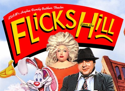Flicks on the Hill Poster