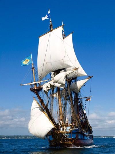 Kalmar Nyckel,  Queen of the Tall Ship's