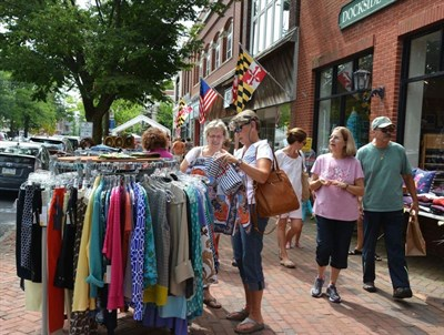 Chestertown Sidewalk Sale