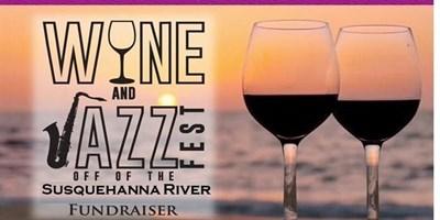 Arts, Jazz, Wine Fest Poster