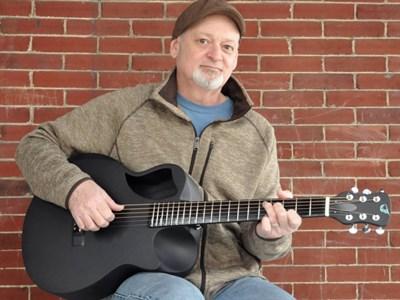 Singer/songwriter Doug Alan Wilcox