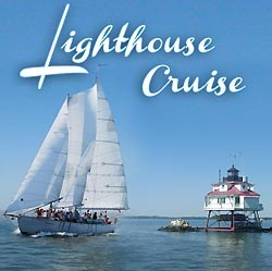 Lighthouse Cruise aboard the Schooner Woodwind