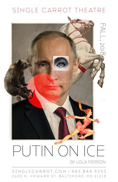 Putin On Ice Poster