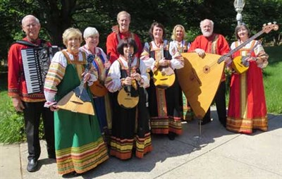 Washington Balalaika Society Orchestra