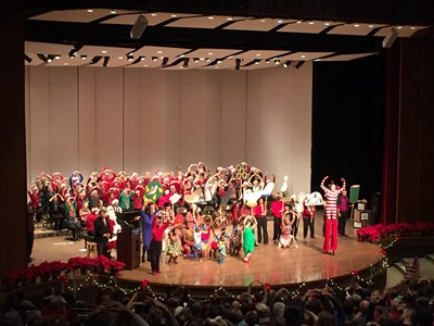 Baltimore Choral Arts presents Christmas for Kids