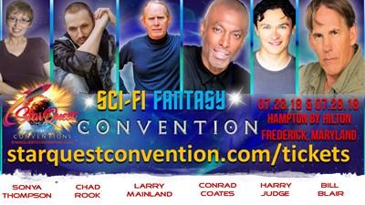 StarQuest Sci-Fi Convention