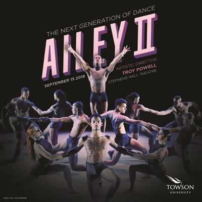 Ailey II Company Poster