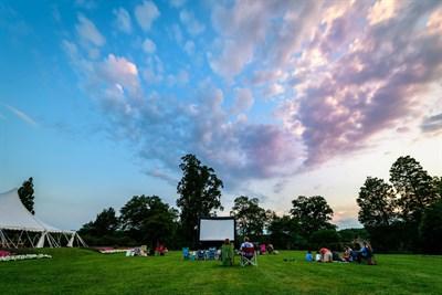 Movies in the Garden!