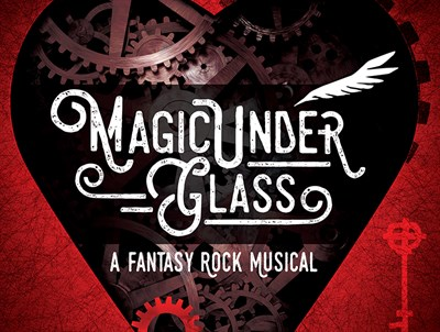 Magic Under Glass Poster