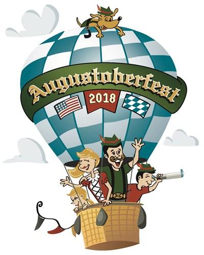 Augustoberfest 2018 Logo