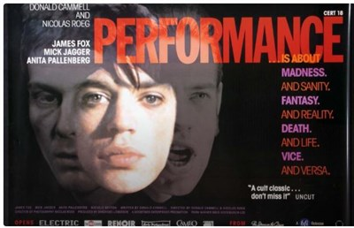 Performance - Movie  Poster