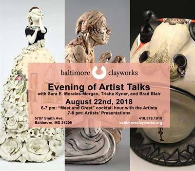 Evening of Artist Talks