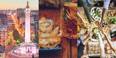 The City, Food and Drinks