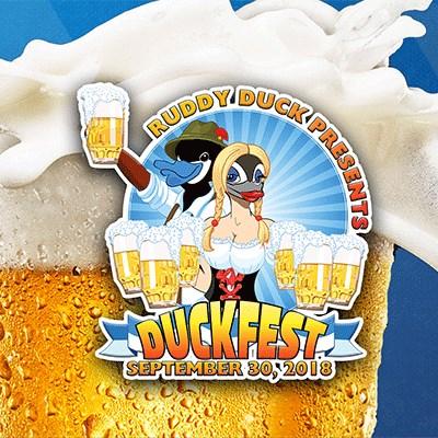 Duckfest Poster
