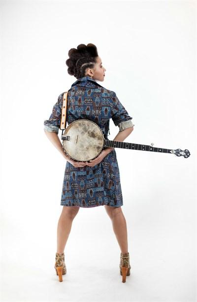 Bluegrass artist Kaia Kater