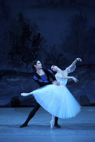 Russian National Ballet in Giselle