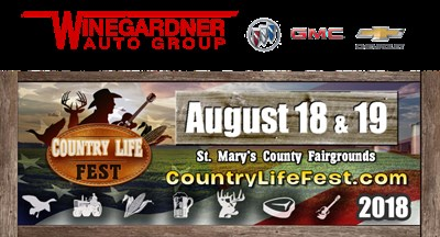 2018 Country Life Fest poster