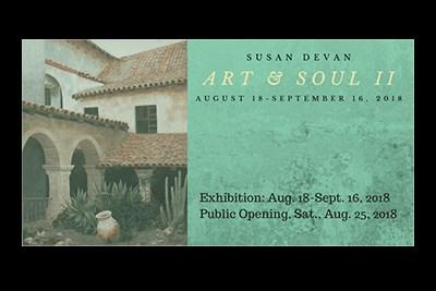 Banner for Susan G. DeVan's