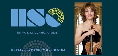 Irina Muresanu, violin