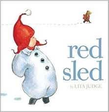 Red Sled by Lisa Judge
