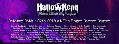 HallowRead Poster