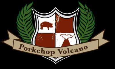 Porkchop Volcano