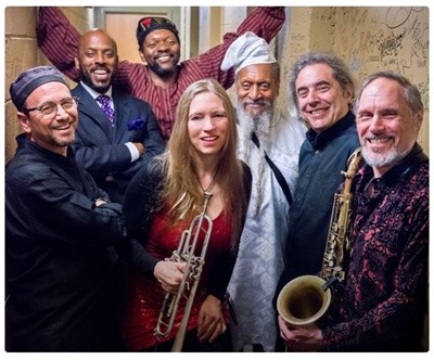 The Afro-Semitic Experience Band