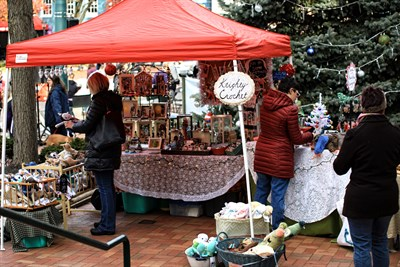 Shopping the 2017 Christkindl Markt