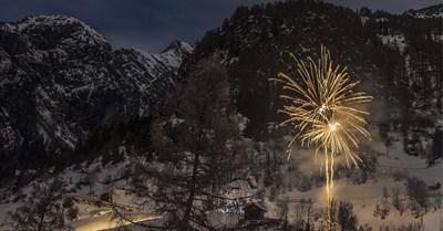 Winter Fireworks!