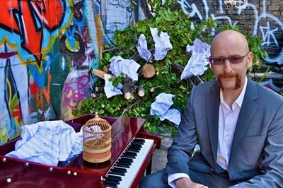 Composer David Smooke
