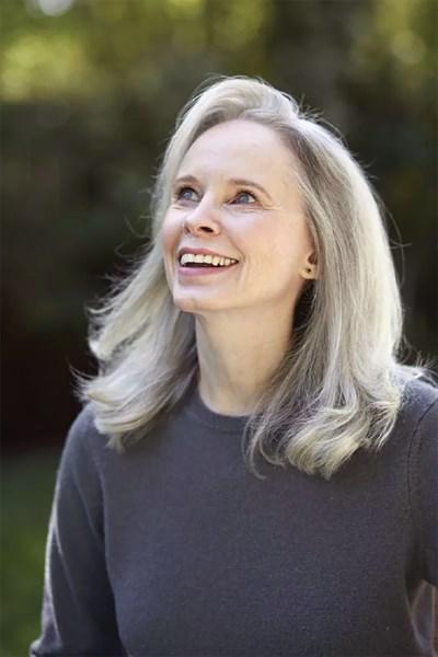 Author Mary Gaitskill