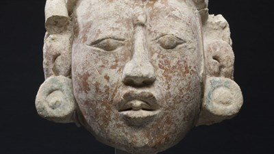 Art of the Americas Mask