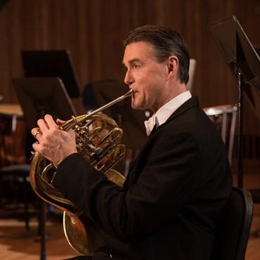 Philip Munds, principal horn