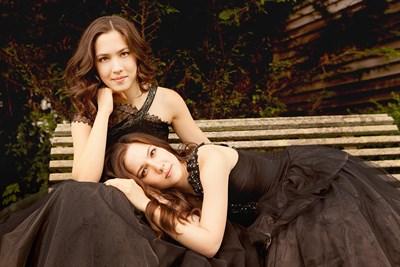 Christina and Michelle Naughton, piano