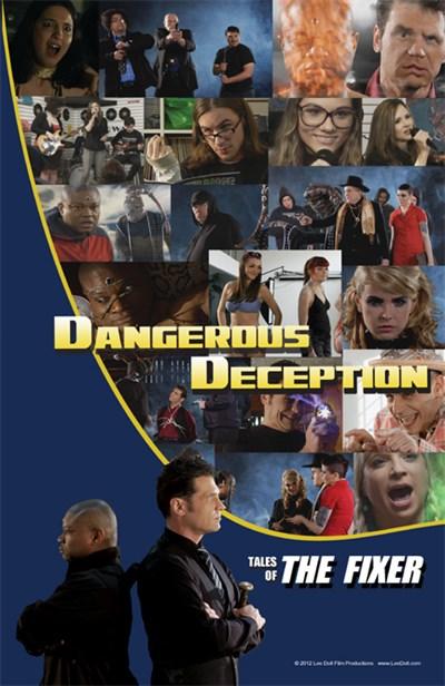 Dangerous Deception Poster