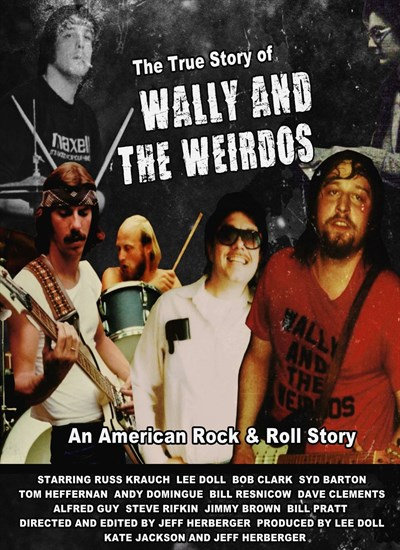 Wally and the Weirdos Poster