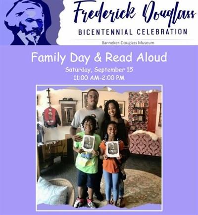 Family Day & Read Aloud Flier